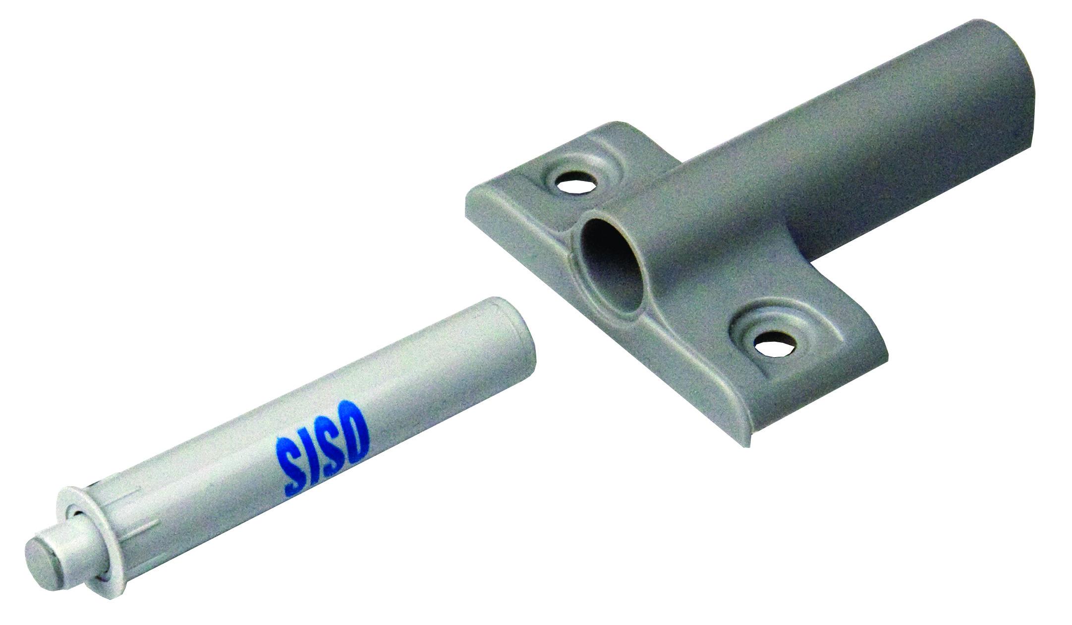 2 stück softclose türdämpfer mit kreuzmontageplatte für